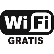 gartis wifi in appartement en op de camping